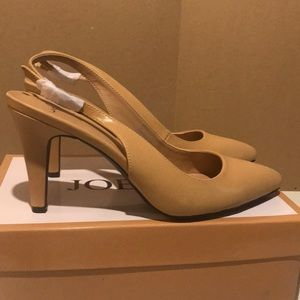 Brand new nude shoes